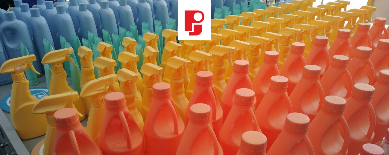 Usos de los envases de plásticos